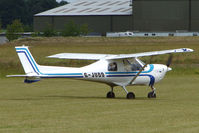 G-JUDD @ EGNW - Jabiru UL-450 at Wickenby on 2009 Wings and Wheel Show