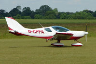 G-CFPA @ EGNW - Sportscruiser at Wickenby on 2009 Wings and Wheel Show