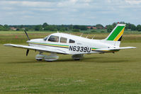 N6339U @ EGNW - Piper PA-28-236  at Wickenby on 2009 Wings and Wheel Show