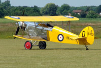 G-BWWN @ EGNW - Isaacs Fury II at Wickenby on 2009 Wings and Wheel Show