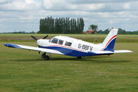 G-BBFV @ EGNW - Piper PA-32-260 at Wickenby on 2009 Wings and Wheel Show