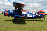 G-BWPE @ EGNW - Renegade 912 at Wickenby on 2009 Wings and Wheel Show