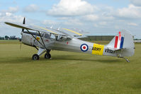 G-ASYG @ EGNW - VX927 - Beagle A61 at Wickenby on 2009 Wings and Wheel Show