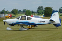 G-RVTN @ EGNW - Vans RV-10 at Wickenby on 2009 Wings and Wheel Show
