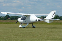 G-CEDM @ EGNW - CTSW at Wickenby on 2009 Wings and Wheel Show