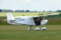 G-CDOV @ EGNW - Skyranger at Wickenby on 2009 Wings and Wheel Show