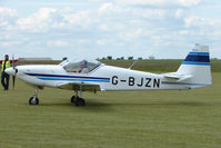 G-BJZN @ EGNW - at Wickenby on 2009 Wings and Wheel Show