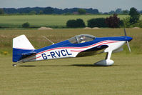 G-RVCL @ EGNW - Vans RV-6 at Wickenby on 2009 Wings and Wheel Show