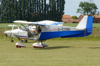 G-CCNU @ EGNW - Skyranger at Wickenby on 2009 Wings and Wheel Show