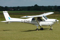 G-BZHR @ EGNW - Jabiru UL-450 at Wickenby on 2009 Wings and Wheel Show