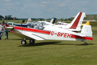 G-BVEH @ EGNW - Jodel D112 at Wickenby on 2009 Wings and Wheel Show