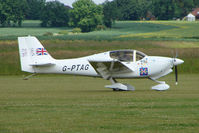 G-PTAG @ EGNW - Europa at Wickenby on 2009 Wings and Wheel Show