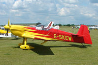 G-SKEW @ EGNW - CAP 232 at Wickenby on 2009 Wings and Wheel Show