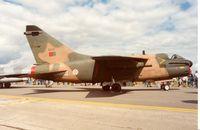5532 @ EGVA - A-7P Corsair of 304 Esquadron Portuguese Air Force at the 1991 Intnl Air Tattoo at RAF Fairford. - by Peter Nicholson