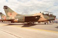 5549 @ EGVA - TA-7P Corsair of 304 Esquadron Portuguese Air Force at the 1991 Intnl Air Tattoo at RAF Fairford. - by Peter Nicholson