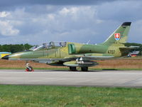 4707 @ EHVK - Aero L-39ZA Albatros 4707 Slovak Air Force - by Alex Smit