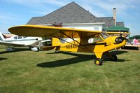 N6841H @ 2D7 - Father's Day fly-in at Beach City, Ohio - by Bob Simmermon