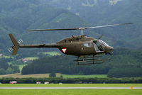 3C-OD @ LOXZ - Austria - Air Force Bell OH-58 B Kiowa - by Joker767