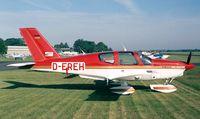 D-EREH @ EDKB - SOCATA TB-200 Tobago XL at Bonn-Hangelar airfield - by Ingo Warnecke