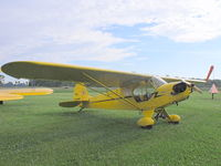 N2106M @ 9G5 - Parked at Fly-In Breakfast. - by Terry L. Swann