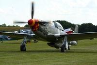 N167F @ EGWC - Cosford Airshow 2009 - by Chris Hall