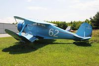 N47024 @ W29 - result of cross  wind - by J.G. Handelman