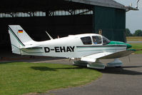 D-EHAY @ EGBS - at Wolverhampton Business Airport