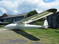 BGA565 - 1949 Slingsby T.25 Gull IV, c/n: 505 - by Simon Palmer