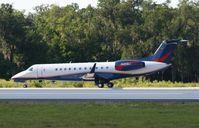 N451DJ @ LAL - Embraer Legacy
