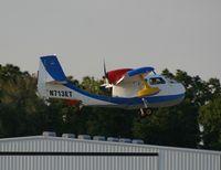 N713ET @ LAL - Republic RC-3 Seabee