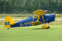 G-YPSY @ EGBS - at Shobdon on the Day of the 2009 LAA Regional Strut Fly-in