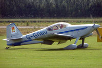 G-CDRV @ EGBS - Vans RV-9A at Shobdon on the Day of the 2009 LAA Regional Strut Fly-in