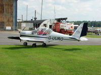 G-UURO @ EGBS - Eurostar at Shobdon on the Day of the 2009 LAA Regional Strut Fly-in