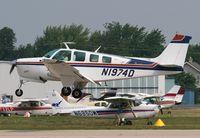 N1974D @ KOSH - EAA AirVenture 2007 - by Sergey Riabsev