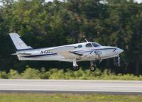 N4326C @ LAL - Cessna 340A