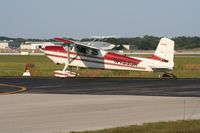 N4935A @ LAL - Cessna 180