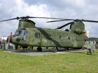 D-665 @ EHVK - Boeing Vertol CH-47D Chinook D-665 Royal Netherlands Air Force - by Alex Smit