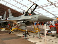 J-146 @ EHVK - General Dynamics F-16AM Fighting Falcon J-146 Royal Netherlands Air Force - by Alex Smit