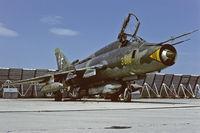 3316 @ LZMC - Su-22M4 at Malacky Kuchyna Slovakia - by FBE