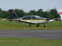 D-EJPL @ EDRK - The world would be a better place with more Socata's in it. - by J.B. Barbour