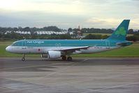 EI-CVA @ EIDW - Aer Lingus A320 at Dublin