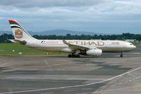 A6-EYI @ EIDW - Ethiad A330 departs Dublin