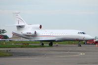 N2BD @ EIDW - Falcon 900EX at Dublin
