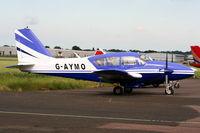 G-AYMO photo, click to enlarge