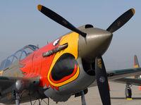 N1195N @ KCNO - Chino Airshow 2009
