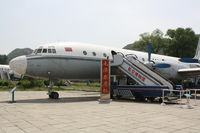 B-232 - Ilyushin Il-18V located at Datangshan, China - by Mark Pasqualino