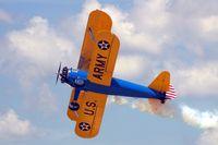 N49739 @ DVN - Quad Cities Air Show - by Glenn E. Chatfield