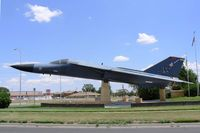 68-0140 - USAF F-111D on display in Clovis, NM - by Zane Adams