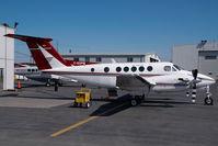 C-GDPB @ CYZF - Air Tindi Becch 200 King Air - by Dietmar Schreiber - VAP