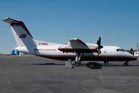 C-FASC @ CYZF - Arctic Sunwest Dash 8-100 - by Dietmar Schreiber - VAP
